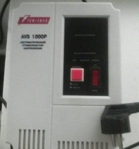 Автоматический стабилизатор напряжения AVS 1000P