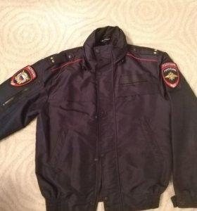 Форма сотрудника полиции (МВД) куртка демисезонная