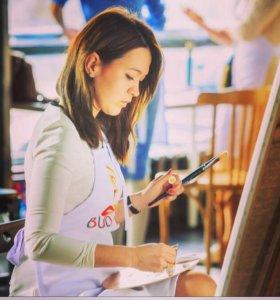 Репетитор по рисунку и живописи изо