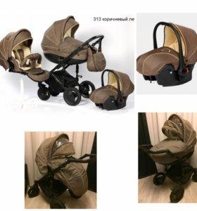 Детская коляска Tutis Zippy pia 3в1