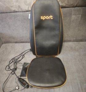 Массажное кресло (накидка) автомобильная/для дома