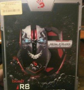 Bloody R8 Skull беспроводная игровая мышь