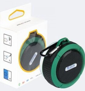 Bluetooth колонка c присоской Wireless Speaker .