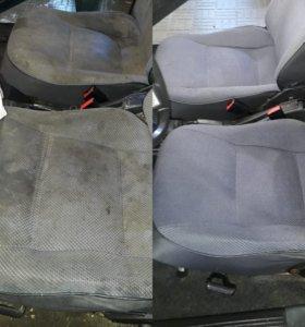 Химчистка автосалона и полировка кузова