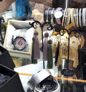 Часы подарочный набор
