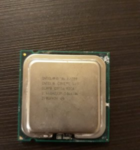 Core 2 Duo Desktop Processor E7300