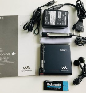 Sony Hi-MD Walkman MZ-RH1 MiniDisc (Мини Диск)