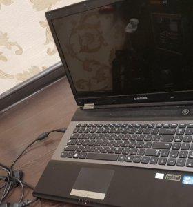 Ноутбук samsung rc730