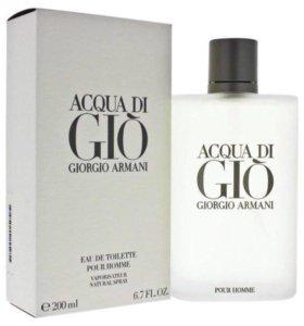 Новый мужской парфюм тестер