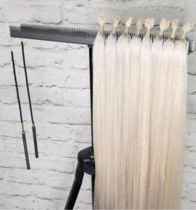 Стенд помощник держатель для капсулированых волос