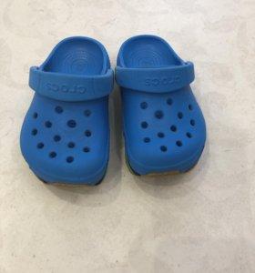 Сабо Crocs c6-c7
