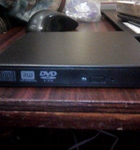 Внешний DVD-RW привод