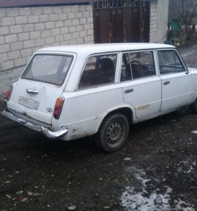 ВАЗ (Lada) 2102, 1980