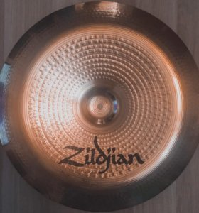 Zildjian family china S 18 тарелка