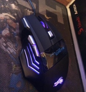 Крутая Игровая мышка