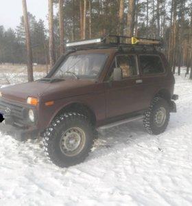 ВАЗ (Lada) 4x4, 1980