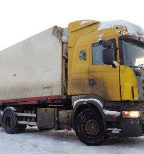 Рефрижератор Scania R420