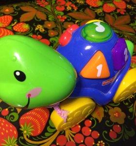 Музыкальная игрушка черепаха