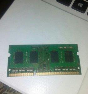 Оперативная память DDR3 для ноутбука 6GB