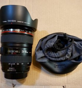 Объектив Canon EF 24-105mm f/4L IS