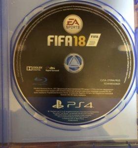 Продаю Fifa 18