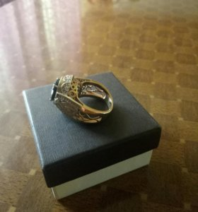 Кольцо мужское ,19 разм.