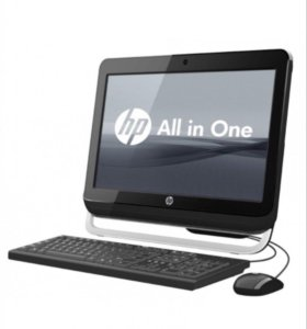 HP Pavilion TouchSmart 23-f201er All-in-One
