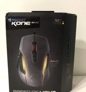 Игровая мышь ROCCAT Kone Aimo Black
