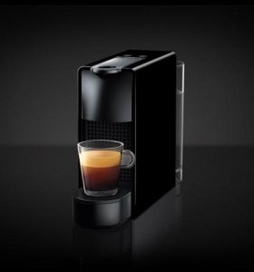 Новая Nespresso Essenza Mini c30 black