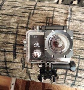 Экшен камера akeline s-60