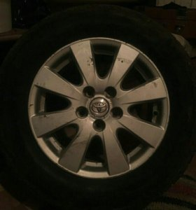 Комплект колес на R-16 5-114.3