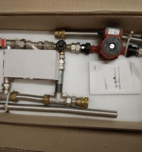 Смесительный узел для вентиляции MST 25-40-1.6-C24