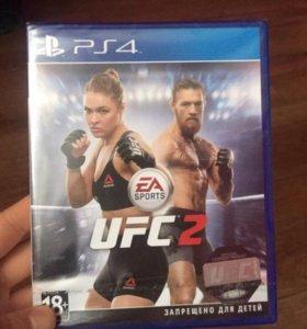 UFC 2 новая игра PS4