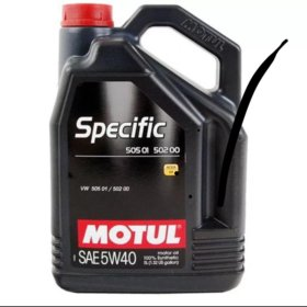 Масло моторное Motul Specific 505 01 502 5w40