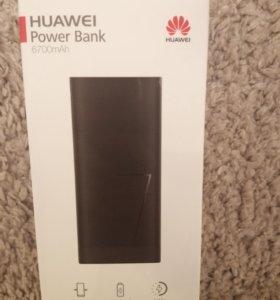 Внешний аккумулятор Huawei CP07