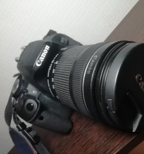 Canon 650d 18-135mm