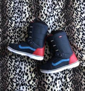 Сноубордические ботинки