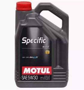Масло моторное Motul Specific Dexos 2 5w30