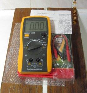 Измеритель емкости C-метр Victor 6013 (VC 6013)