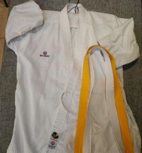 Кимоно WKF Best Sport для каратэ