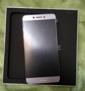 LeEco S3 3/32gb, новый, серый