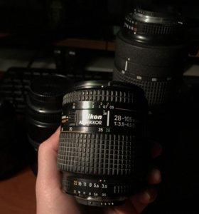 Nikkor 28-105 3.5-4.5D Macro