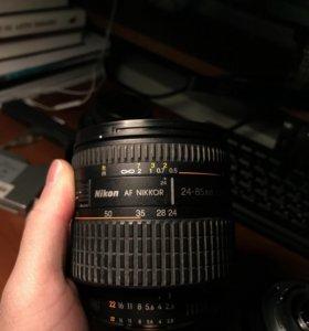 Nikkor 24-85 2.8-4D Macro