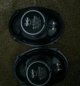 Колонки Sony xplod