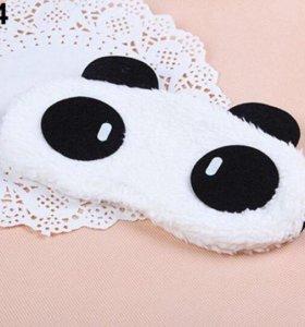 Маска для сна Panda 🐼