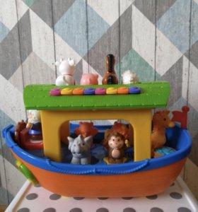 Ноев ковчег kiddiland