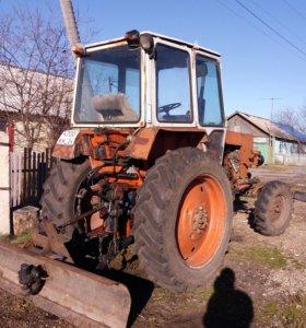 ЮМЗ 6 ас трактор колесный