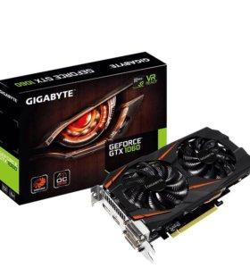 Видеокарта(-ы) Gygabite GF GTX 1060 6 gb
