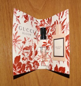 Пробники Gucci Bloom новые 1,5 мл