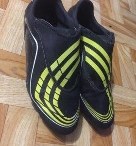 Бутсы adidas f30 (38р)